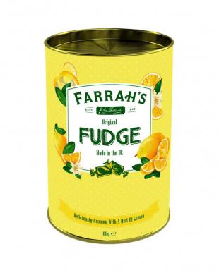 オリジナル・レモン・ファッジ(筒) 2個セットを見る