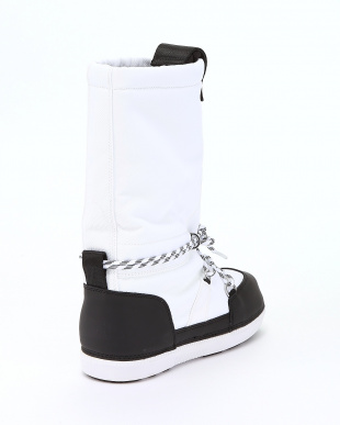 WHITE/BLACK HUNTER ORIGINAL SNOW BOOT WHITE/BLACKを見る
