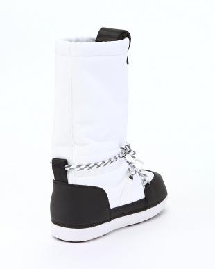 WHITE/BLACK HUNTER ORIGINAL SNOW BOOT WHITE/BLACKを見る