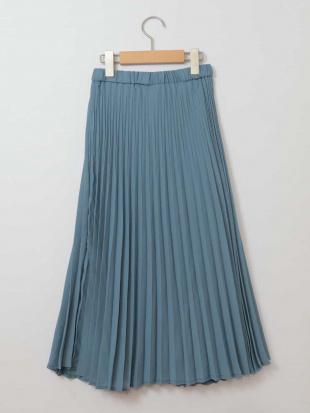 ブルー [140-150]親子プリーツスカート a.v.v bout de chouを見る