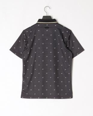 PUMA BLACK ゴルフ フェザーフュージョン SSポロシャツを見る