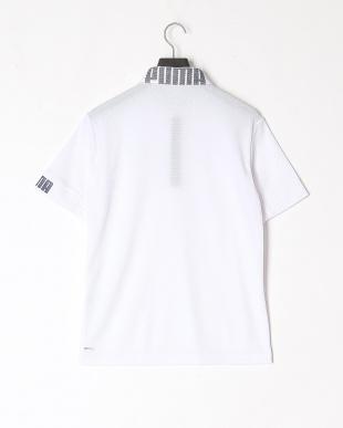 BRIGHT WHITE ゴルフ PUMA SSポロシャツを見る