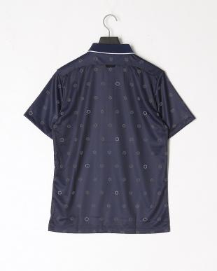 PEACOAT ゴルフ 18H モノグラム SS ポロシャツを見る