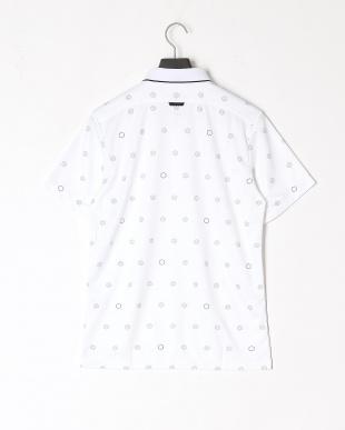 BRIGHT WHITE ゴルフ 18H モノグラム SS ポロシャツを見る