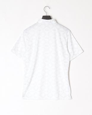 BRIGHT WHITE ゴルフ モノグラム SS ポロシャツを見る