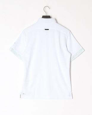 BRIGHT WHITE ゴルフ トライバル ポケット SS ポロシャツを見る