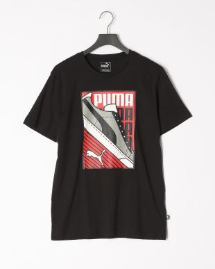 LIMESTONE/COTTON BLACK スニーカーSS Tシャツ & スニーカーSS Tシャツ 2点setを見る