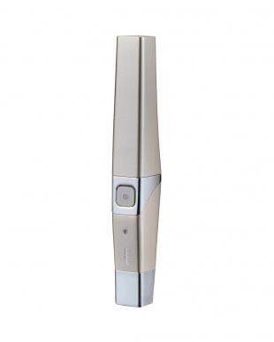 シャンパンゴールド 音波振動式USB充電歯ブラシを見る