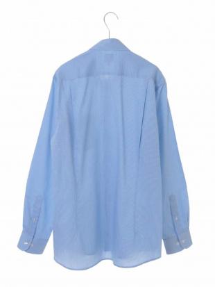 ライトブルー コットンオケージョンシャツ[WEB限定サイズ] a.v.v HOMMEを見る