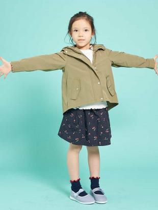 ネイビー [100-130]【洗える】インナーパンツツキスカート[WEB限定サイズ] a.v.v bout de chouを見る