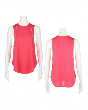 ピンク CARDIO APPAREL BETTER Muscular Tank AX  トライアクション CARDIO APPAREL BETTER Muscular タンクトップ AXを見る