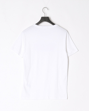 WHITE  COTTON JERSEY PEACH FINISHINGを見る