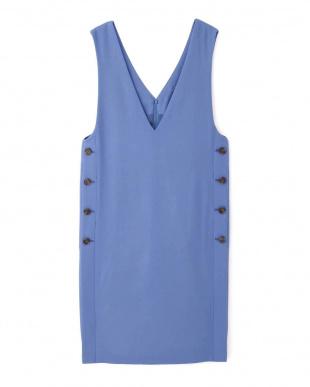 BLUE ◆《Endy ROBE》エルセットアップジャンパースカート ジルスチュアートライセンスを見る