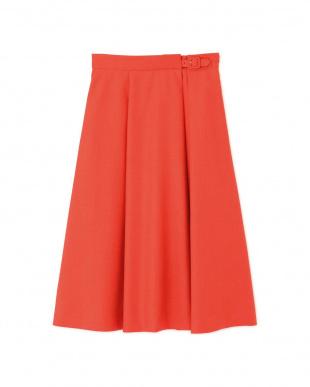 オレンジ ◆ジュエルスラブスカート NATURAL BEAUTYを見る