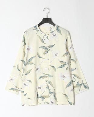 ベージュ レディースパジャマ セオラ ゆりを見る