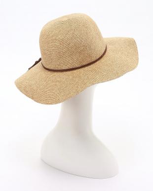 ベージュ アンダリ レザータッセル HATを見る