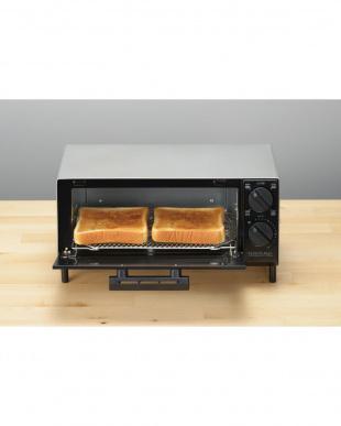 シルバー オーブントースターを見る