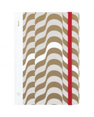 ゴールド/ブルー アアルト コレクション ノート下敷き付 2種セットを見る