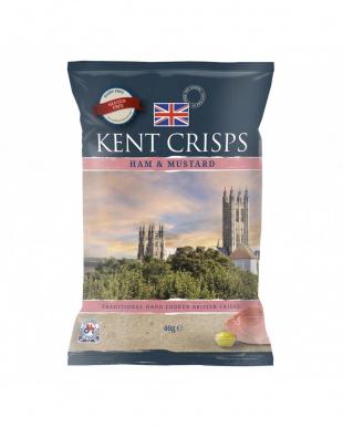英国産厚切りポテトチップス ハム&マスタード/スモークチポトレチリ 2種 8個セットを見る