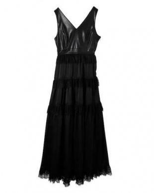BLACK [Feminty] leather docking dressを見る