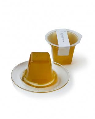 D&D 煎茶ゼリー 4個セットを見る