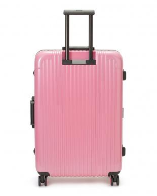 ショッキングピンク 4輪キャスター スーツケース フレームタイプ  29インチを見る