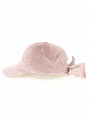 ピンク [KIDS]バックリボンキャップ a.v.v bout de chouを見る