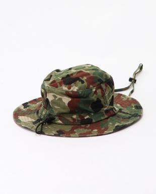 カーキ スイスカモ HATを見る