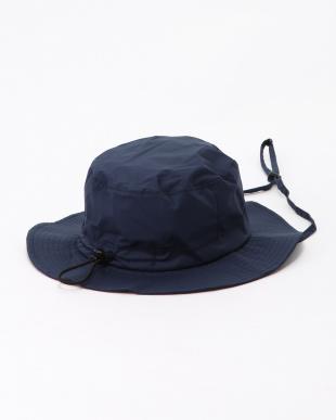 ネイビー レイン HATを見る