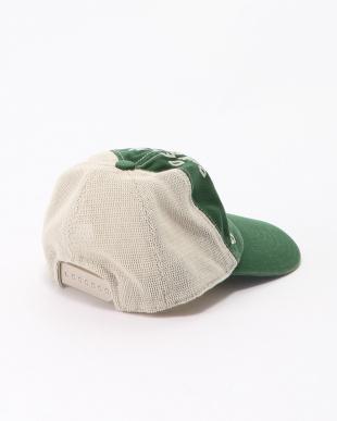 カーキ メッシュ CAPを見る