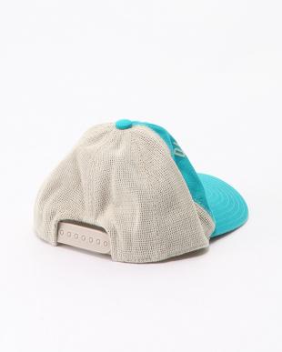 ブルー メッシュ CAPを見る