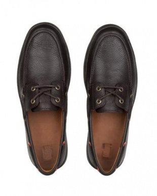 CHOCOLATE LAWRENCE BOAT SHOESを見る
