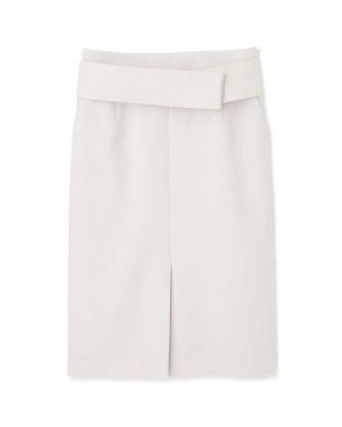 グレー ◆メタルバーベルト付きタイトスカート PINKY & DIANNEを見る