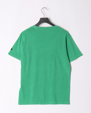 GREEN  G. DYED OPEN END HAND DRY JERSEYを見る