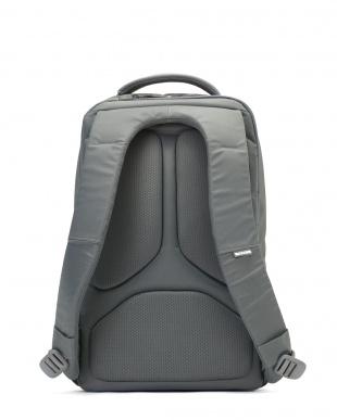 グレー ブランドアイコンシリーズ バックパック CL55536 Icon Slim Pack Nylonを見る