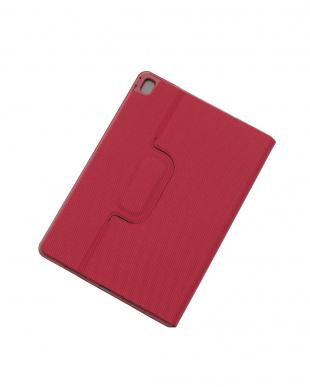 レッド iPadケース Book Jackt Revolution for iPad9.7inchを見る