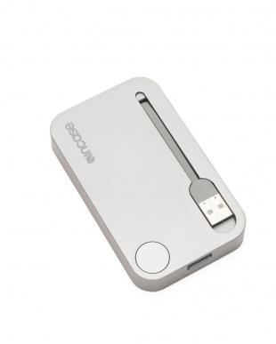グレー モバイルバッテリー Portable Power2500を見る