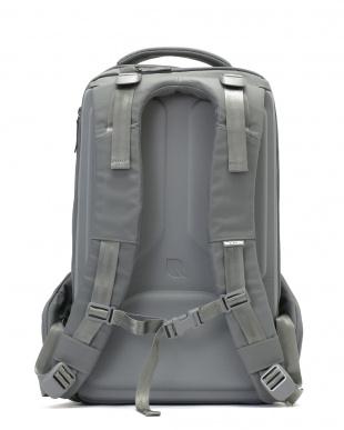 グレー ブランドアイコンシリーズ バックパック Icon Pack Nylonを見る