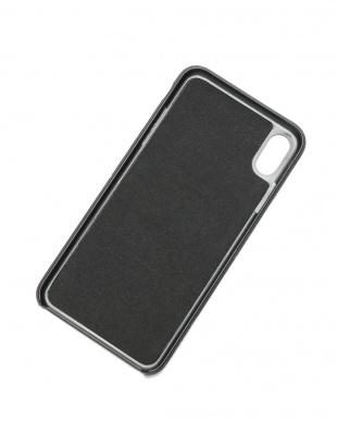 ブラック 強撥水コーティング iPhone Xsケース Textured Snap Case for iPhone Xs Maxを見る