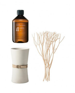 インテリアに調和し香りを放つ base TOKONAME 「アロマブランチ」+ オイルセット(粋の香り)を見る