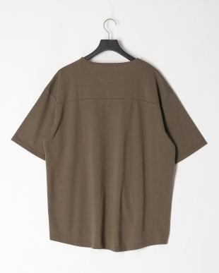 KHK 5分袖TCポンチビックTシャツを見る