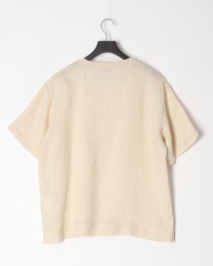 BEG リネンプルオーバーシャツを見る