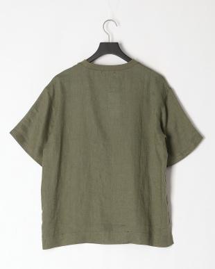 KHK リネンプルオーバーシャツを見る
