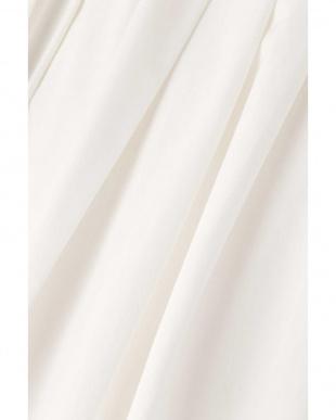 ホワイト ◆ライトナイロンラップスカート アドーアを見る