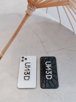 ホワイト UN3D. SMARTPHONE RING UN3D.を見る