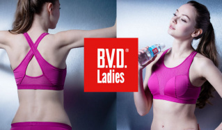 B.V.D. LADIES(ビー・ブイ・ディ)のセールをチェック