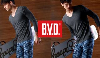 B.V.D. MENのセールをチェック