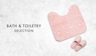 BATH&TOILETRY SELECTIONのセールをチェック
