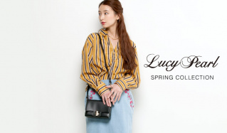 LUCY PEARL SPRING COLLECTIONのセールをチェック