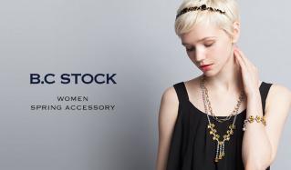 B.C STOCK WOMEN SPRING ACCESSORY(ベーセーストック)のセールをチェック